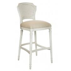 aidan gray white chelsea bar stool