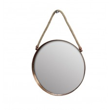 homart cornell copper mirror small