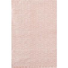 dash & albert annabelle copper indoor / outdoor rug