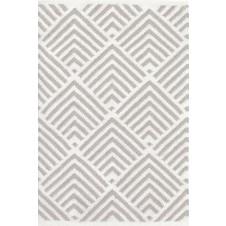dash & albert cleo cement indoor / outdoor rug