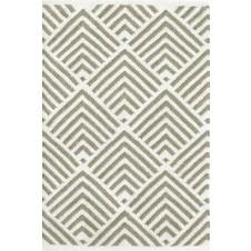 dash & albert cleo moss indoor / outdoor rug