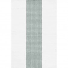 dash & albert lakehouse light blue indoor/outdoor stripe rug