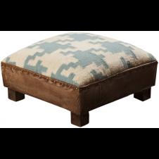 surya square footstool