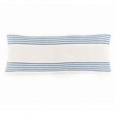 pine cone hill ibiza french blue decorative pillow