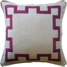 isabel fretwork pillow