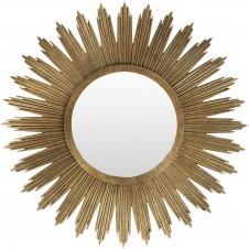 surya sunburst mirror