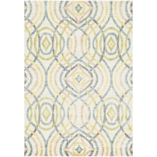 madeline collection ivory multi rug