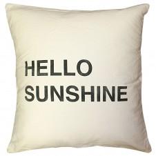 hello sunshine pillow