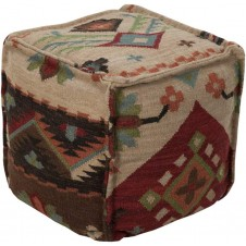 surya frontier native pouf