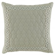 lacefield quilted spa linen with spa florence tape pillow