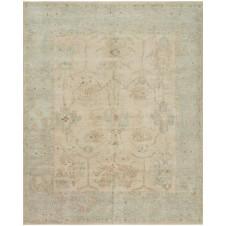 vincent collection stone & mist rug