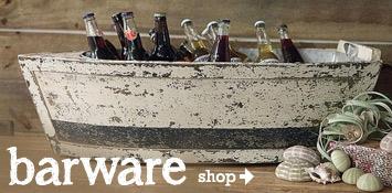 Shop barware + Accessories
