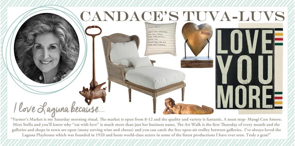 Candace's Tuva-luvs
