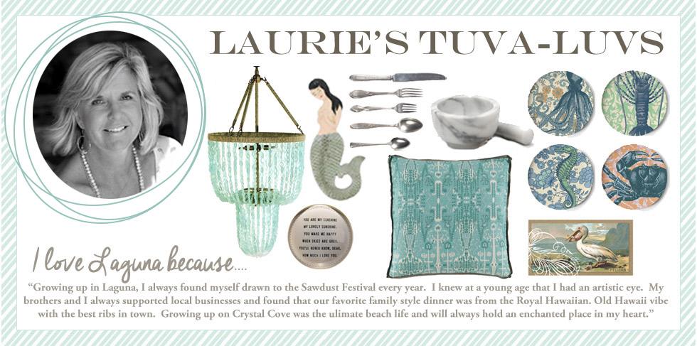 Laurie's Tuva-luvs