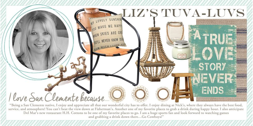 Liz's Tuva-luvs
