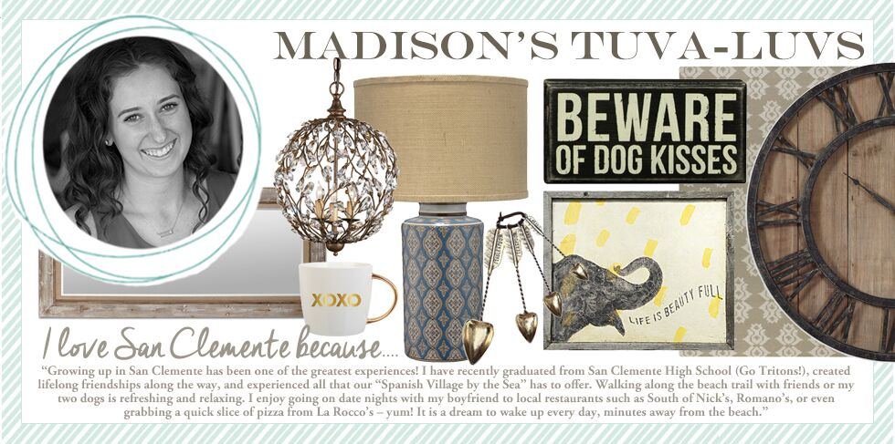 Madison's Tuva-luvs