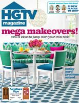Tuvalu as seen in HGTV Magazine January 2017