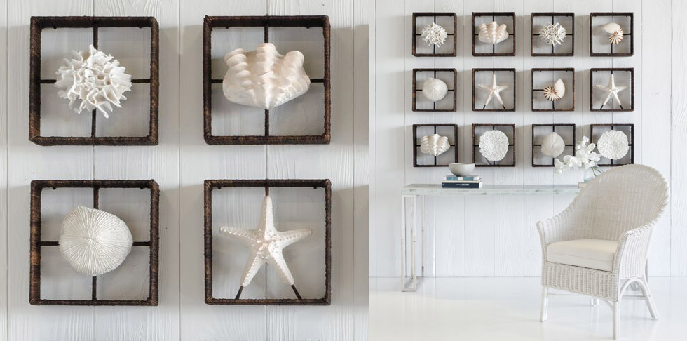 Shop Palecek wall art and shadow boxes